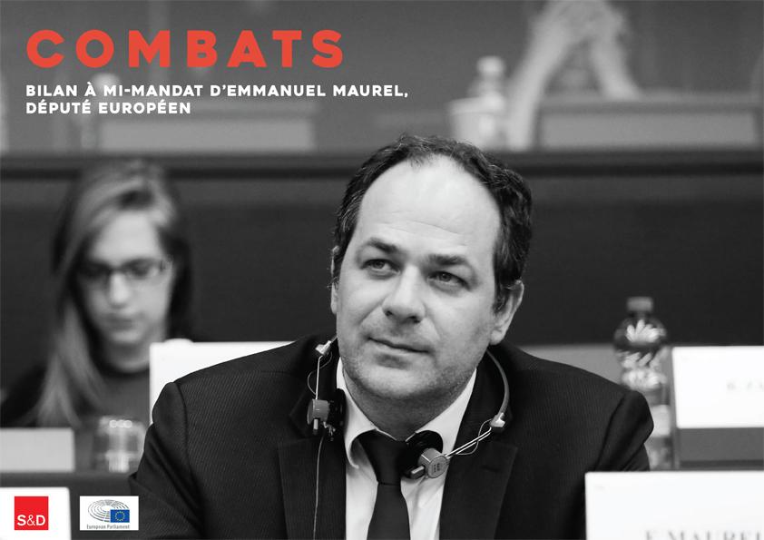 Compte rendu de mi-mandat - Emmanuel MAUREL